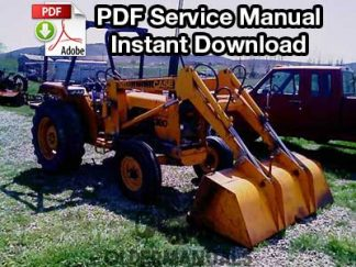 Case 380CK, 380CK LL Tractor Loader Service Manual