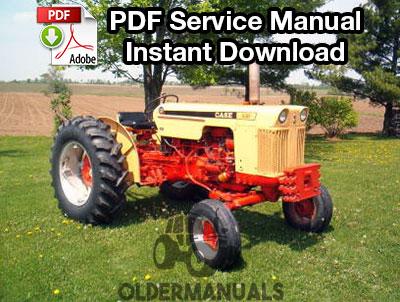 Case Tractor Service Manual Pdf Download