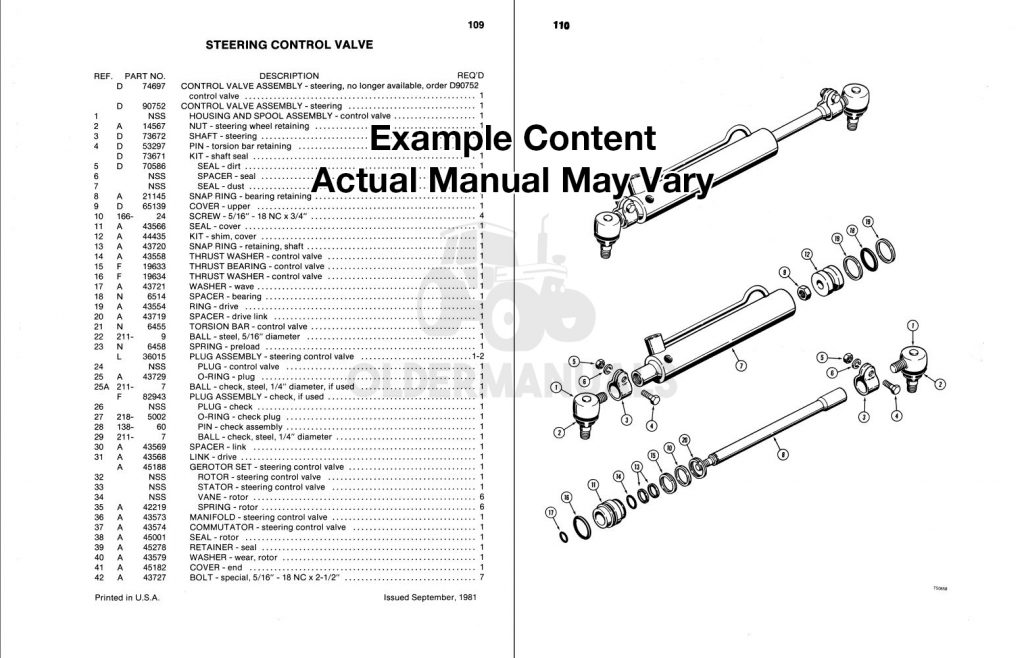 OlderManuals.com Parts Manual PDF Download Sample