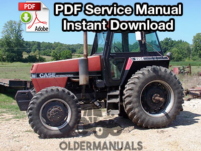 case tractor wiring diagram manual case ih 2094  2294  3294 tractor service manual oldermanuals com  case ih 2094  2294  3294 tractor