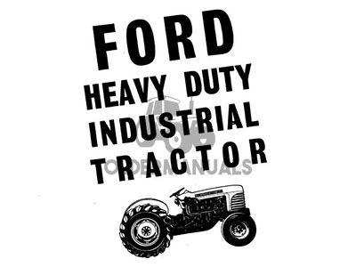 Ford 8730 Service Manual