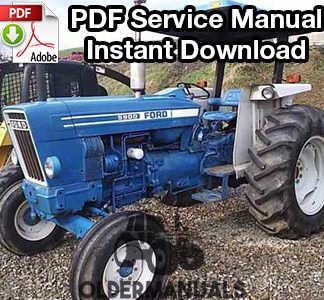 [SCHEMATICS_4CA]  Ford 2600, 3600, 4100, 4600, 5600, 6600, 6700, 7600, 7700 Tractor Service  Manual - OlderManuals.com | Wiring Diagram For Ford Tractor 6600 |  | OlderManuals